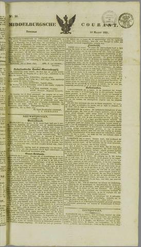 Middelburgsche Courant 1837-03-14