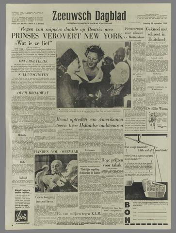 Zeeuwsch Dagblad 1959-09-12