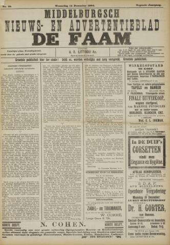 de Faam en de Faam/de Vlissinger 1904-12-14