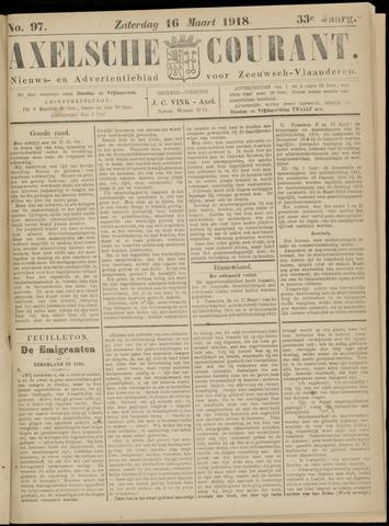 Axelsche Courant 1918-03-16