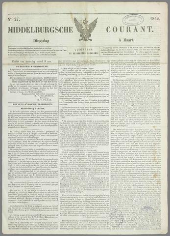 Middelburgsche Courant 1862-03-04