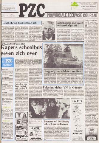 Provinciale Zeeuwse Courant 1988-12-03