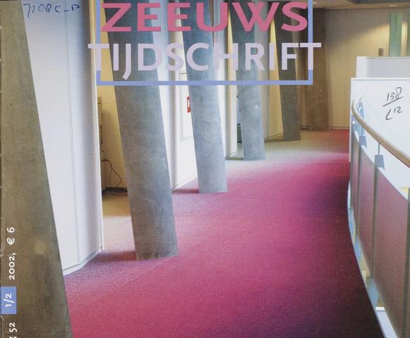 Zeeuws Tijdschrift 2002-01-01