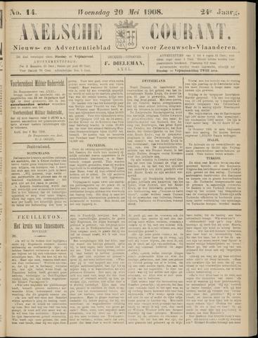 Axelsche Courant 1908-05-20