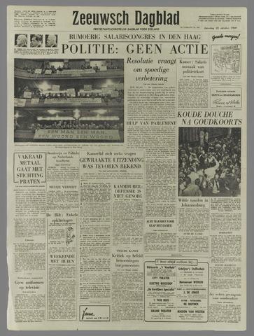Zeeuwsch Dagblad 1960-10-22