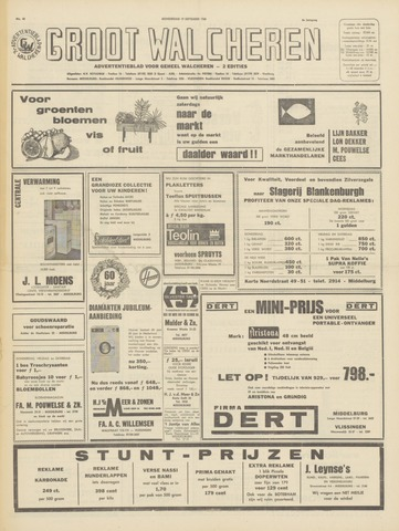 Groot Walcheren 1968-09-19