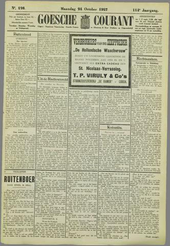 Goessche Courant 1927-10-24