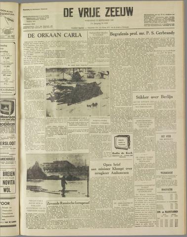de Vrije Zeeuw 1961-09-13