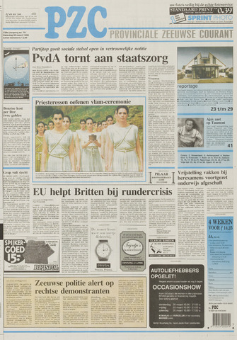 Provinciale Zeeuwse Courant 1996-03-30