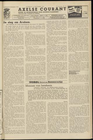 Axelsche Courant 1958-09-20