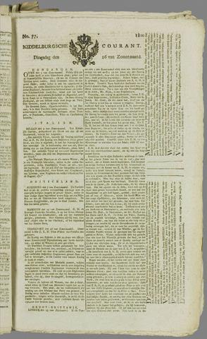 Middelburgsche Courant 1810-06-26