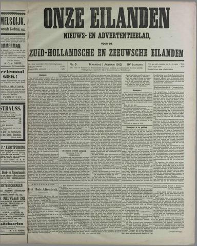 Onze Eilanden 1912