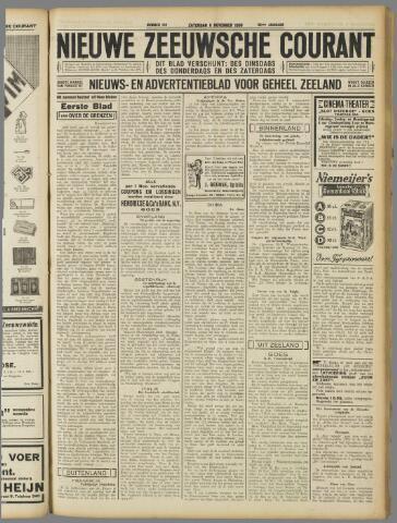 Nieuwe Zeeuwsche Courant 1930-11-08