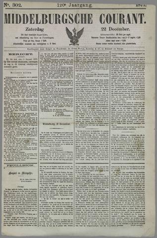 Middelburgsche Courant 1877-12-22