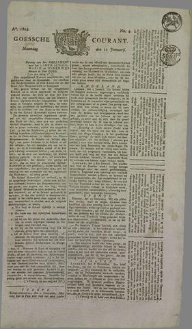 Goessche Courant 1824-01-12