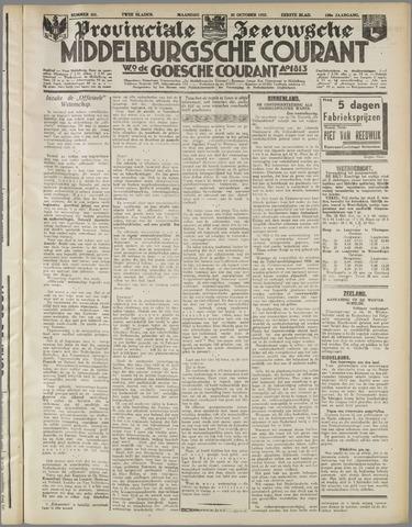 Middelburgsche Courant 1937-10-25