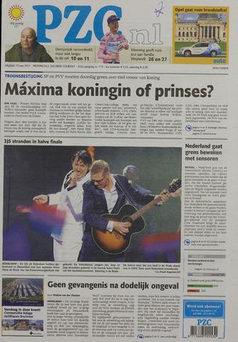 Provinciale Zeeuwse Courant 2011-05-13