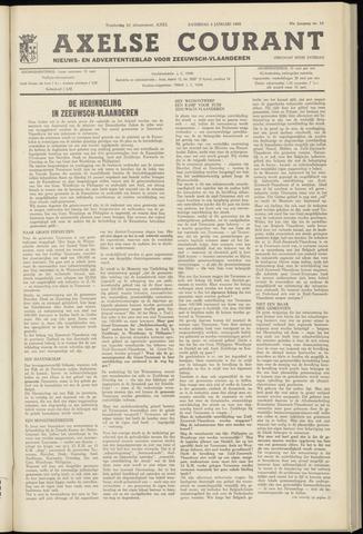 Axelsche Courant 1969