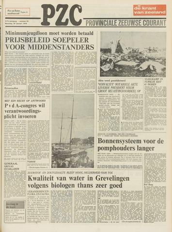 Provinciale Zeeuwse Courant 1974-01-28