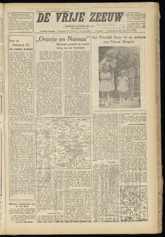 de Vrije Zeeuw 1947-02-19