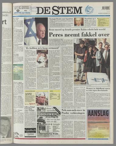 de Stem 1995-11-06
