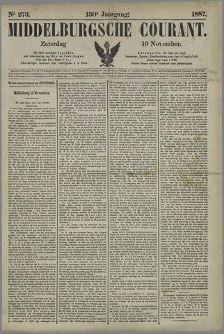 Middelburgsche Courant 1887-11-19