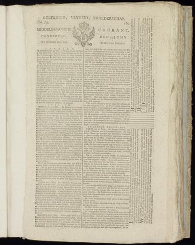 Middelburgsche Courant 1801-06-25