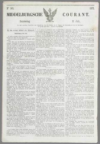 Middelburgsche Courant 1872-07-11