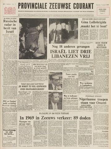 Provinciale Zeeuwse Courant 1970-01-05