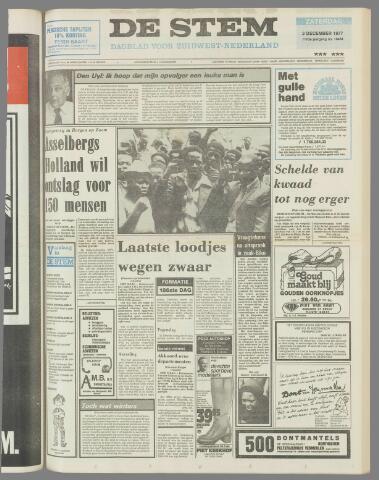 de Stem 1977-12-03