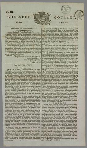 Goessche Courant 1833-07-05