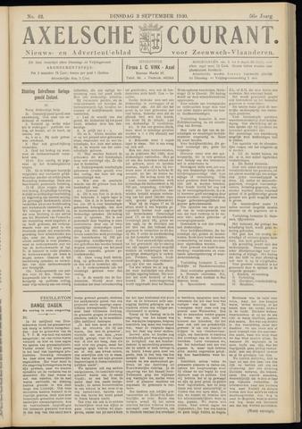 Axelsche Courant 1940-09-03