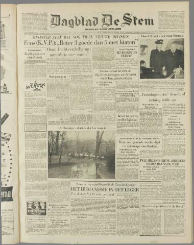 de Stem 1953-12-03