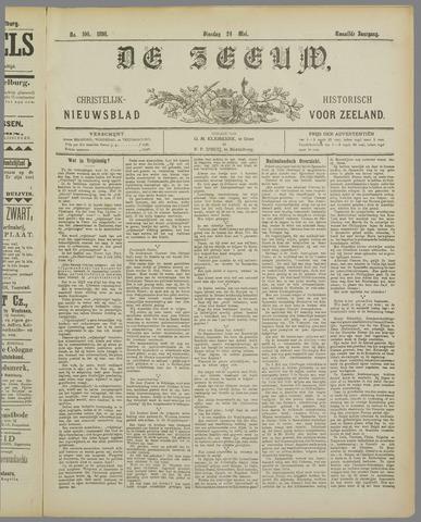 De Zeeuw. Christelijk-historisch nieuwsblad voor Zeeland 1898-05-24