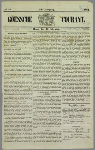 Goessche Courant 1862-02-20
