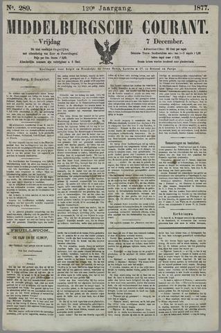 Middelburgsche Courant 1877-12-07