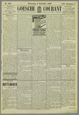 Goessche Courant 1927-12-07