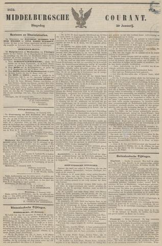 Middelburgsche Courant 1852-01-20