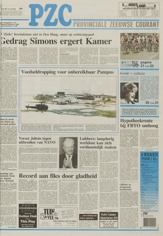 Provinciale Zeeuwse Courant 1994-02-25