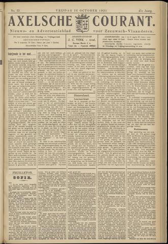 Axelsche Courant 1931-10-16