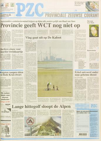 Provinciale Zeeuwse Courant 2003-07-17