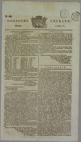 Goessche Courant 1832-07-30