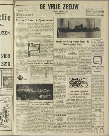 de Vrije Zeeuw 1962-02-17