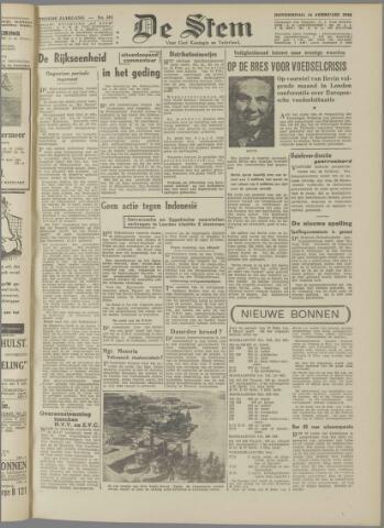 de Stem 1946-02-14