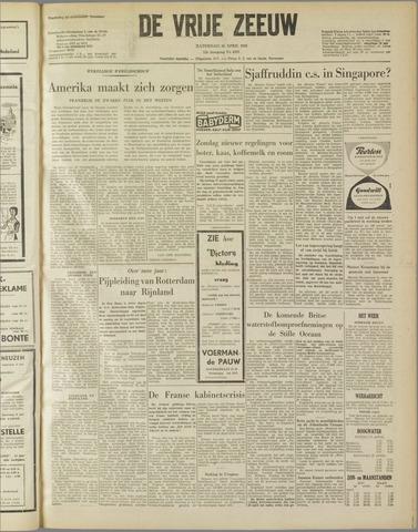 de Vrije Zeeuw 1958-04-26