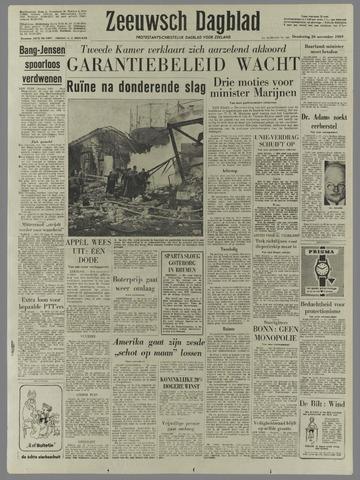 Zeeuwsch Dagblad 1959-11-26