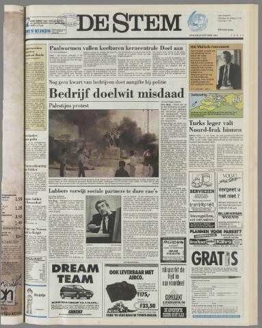 de Stem 1992-10-23