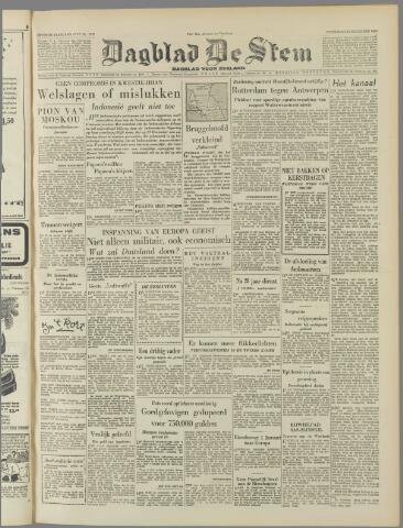 de Stem 1950-12-20