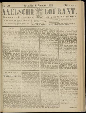 Axelsche Courant 1921-01-08