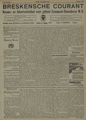 Breskensche Courant 1938-09-02